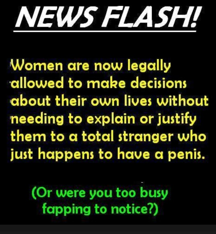 This may be news to some men ... by athene155