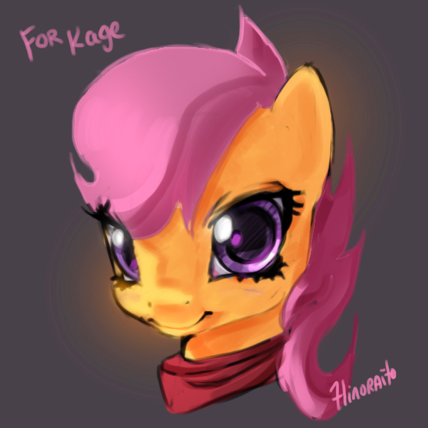 Striderloo portrait by kagekitsoon