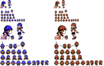 Beta Crystal Sprites for G/S/C