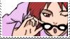 Karin Stamp by NarutoSecretHope