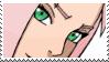 Sakura stamp by NarutoSecretHope