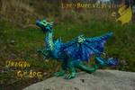 Dragon  Georg 2  commission by LordBurevestnik