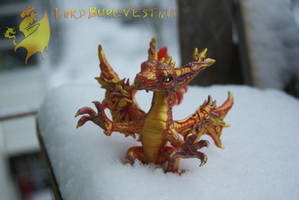 Little dragon  Phil by LordBurevestnik