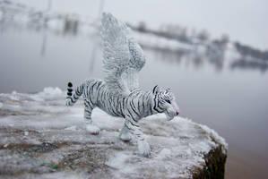 white winged tigress  commission 2 by LordBurevestnik
