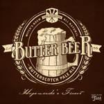 Harry Potter Butterbeer Label