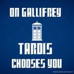 Doctor Who - On Gallifrey...