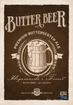 Harry Potter Butterbeer Poster