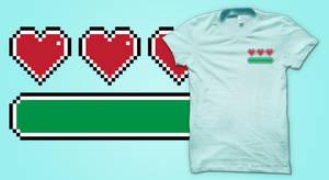 T-Shirt: A Hero's Heart