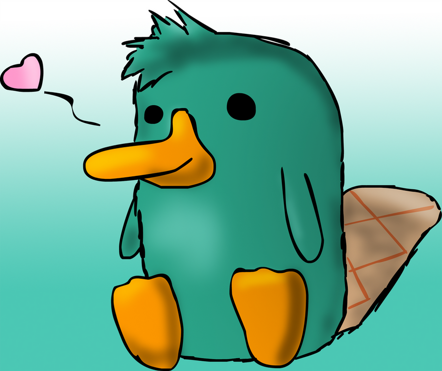 Perry the platypus by leibi97 on deviantart perry the platypus by leibi97 voltagebd