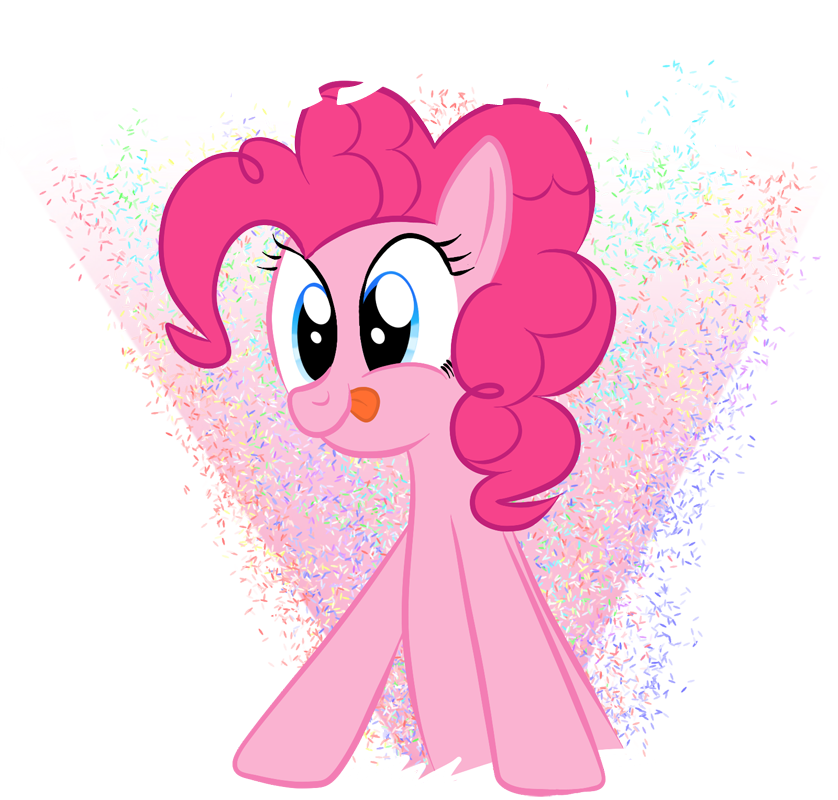 Pinkie Pie - Party Time! by Leibi97