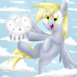 Derpy's Cloudmuffin