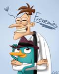 Doofenshmirtz and Perry - Frenemies