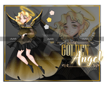 [CLOSED] ADOPT AUCTION GOLDEN ANGEL