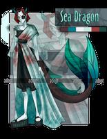 [OPEN] Adoptable auction SEA DRAGON by ZlayaVlada