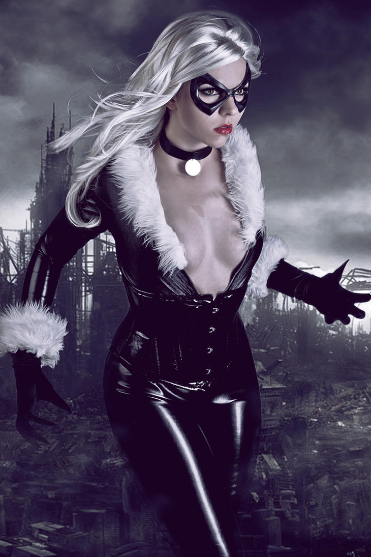 BLACK CAT 3 by pt-photo-inc