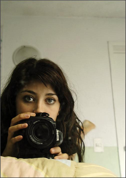 Self Portrait by ZophyaG
