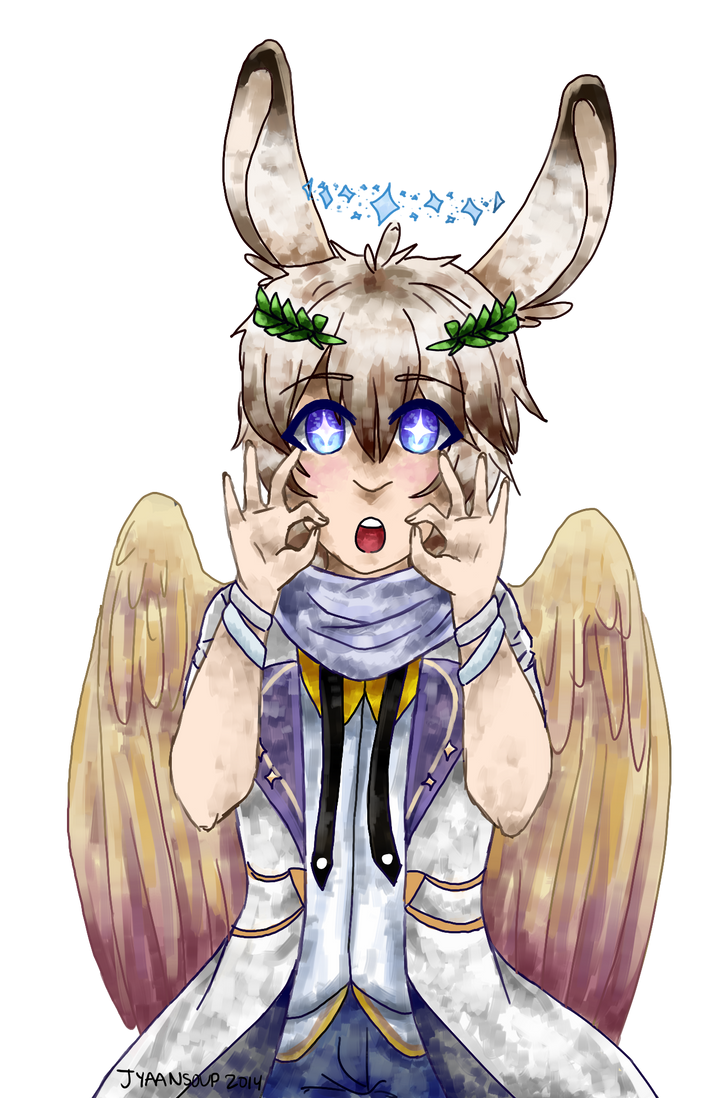 A warm welcome back to Gaia by Vanoodlez