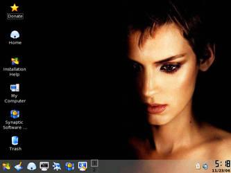 My First Desktop ScreenShot by Tooblai