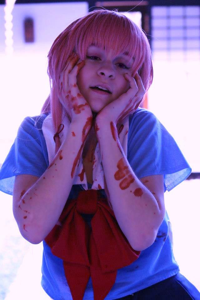 Mirai Nikki: Oh Yuki by thecreatorscreations