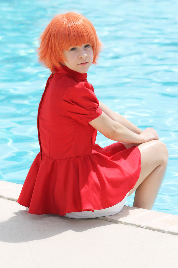 17 Best images about Ponyo - Cosplay on Pinterest ... |Ponyo Cosplay