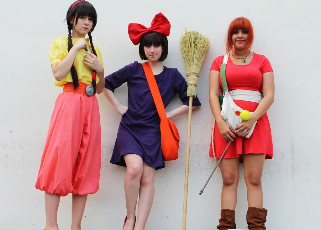 Studio Ghibli: Heroines by thecreatorscreations on DeviantArt