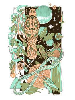 briar, oak and thorn