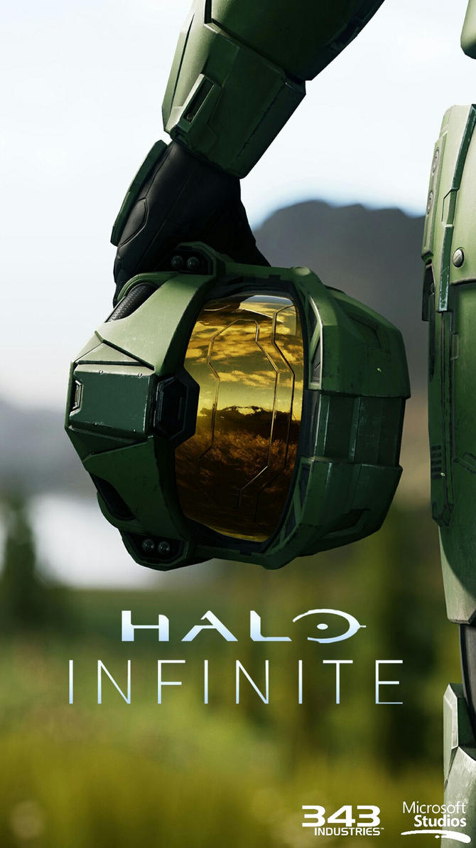 Halo: Infinite Mobile Wallpaper by a49620366 on DeviantArt
