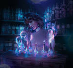 potion store