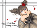 Kurumi's White Day Greeting