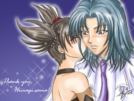 Thank You, Hiiragi-Sama... by kurohiko