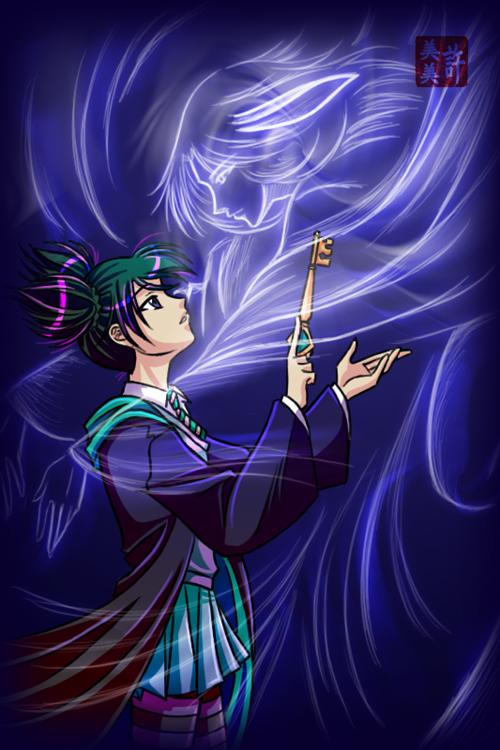 Kurumi's Patronus