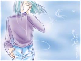 Sketchbook: My Violin Wings by kurohiko