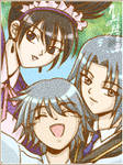 Sketchbook: Memories... by kurohiko