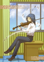 Hiiragi Keiichi: Mote-Mote by kurohiko