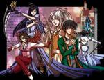A.illusions: Guardians by kurohiko