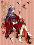 A.illusions: Feline Sisters by kurohiko