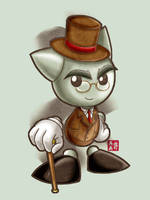 Fancy Fella by kurohiko