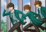 Commission: School Run