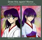 Draw This Again: Rei Hino