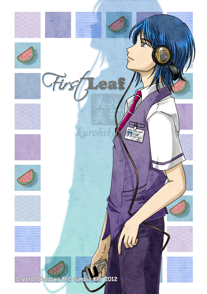 Crystal Shadows: First Leaf by kurohiko