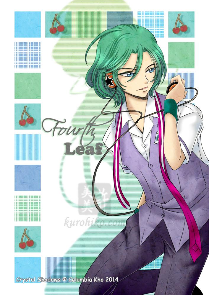 Crystal Shadows: Fourth Leaf by kurohiko