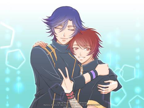 A Little Hug~