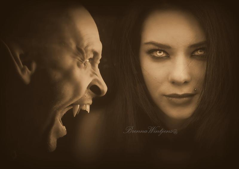 When Dark souls Colide by BrennsArtAttic