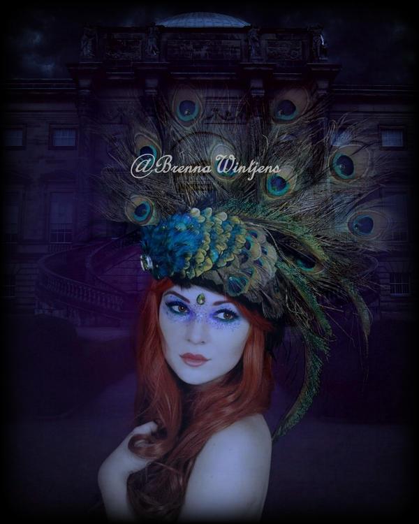 Hera by BrennsArtAttic