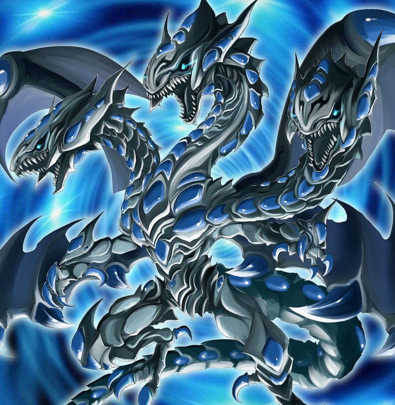 Blue Eyes Alternative Ultimate Dragon By Concetto19 On Deviantart
