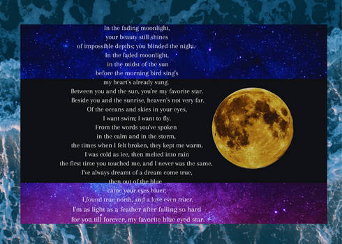 In The Fading Moonlight prompt
