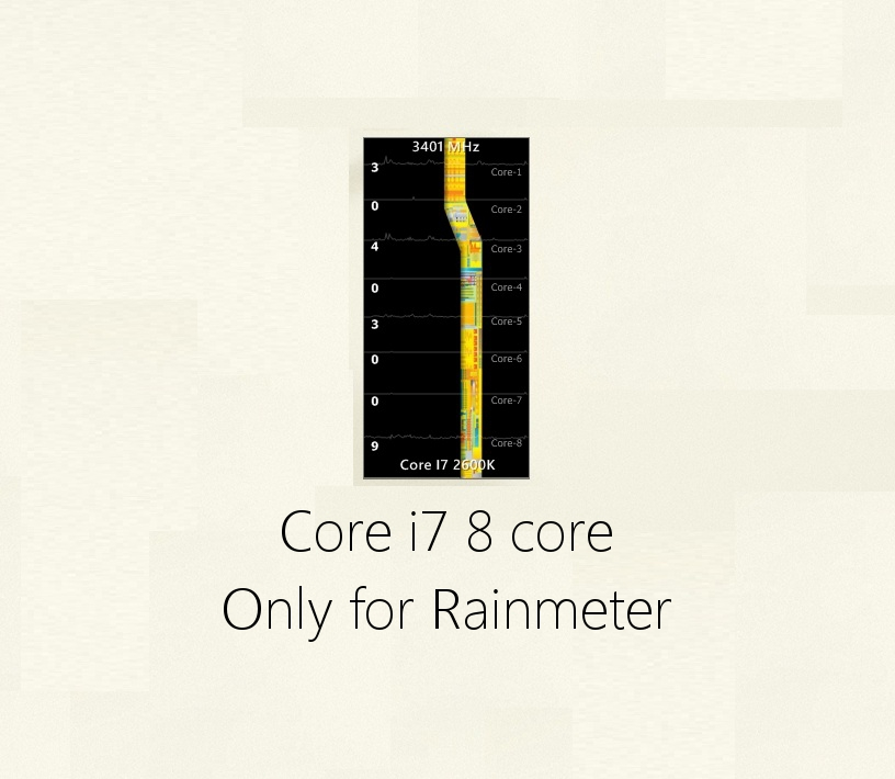 Core i7 8 Core by Pedro9666