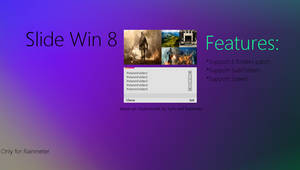 Win 8 Slide by Pedro9666