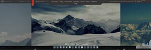 Desktop minimal J.E