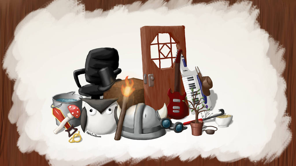 Yogscast Still Life (competition entry) by HelloImRame